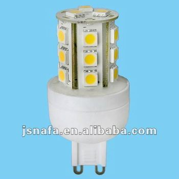 Led Lamp G9 230v 3.5w G9 Halogen Led Replacement