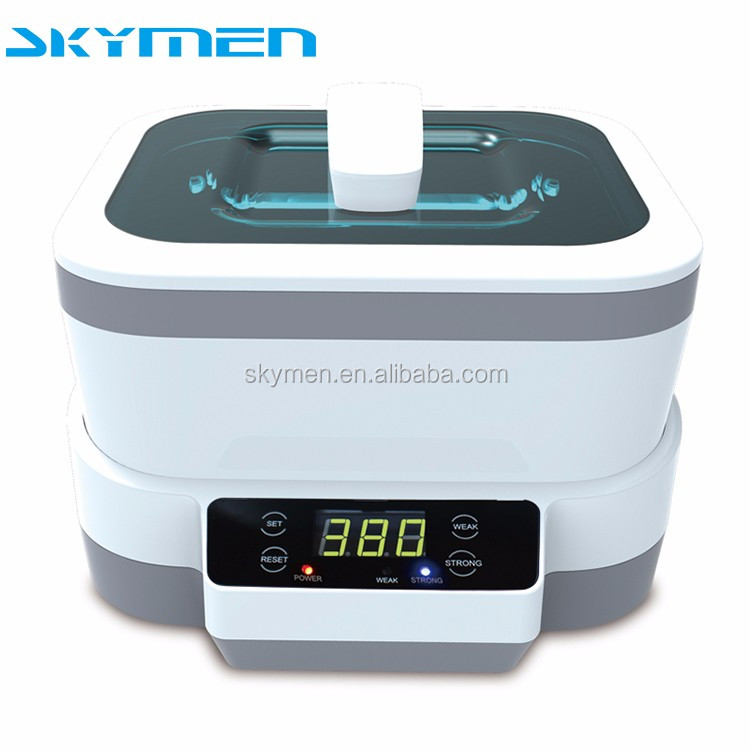 Skymen detachable jewelry ultrasonic cleaners JP-1200 household ultrasonic cleaner