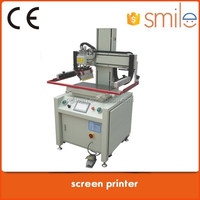 automatic screen printing flat machines for balloons