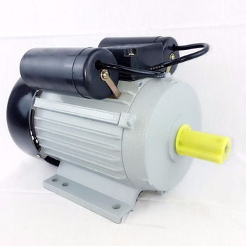1hp single phase motor electric ac motor with cheap for Single phase motor price