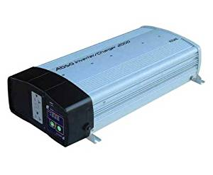 KISAE 2000W Sinewave Inverter with 55A Battery Charger