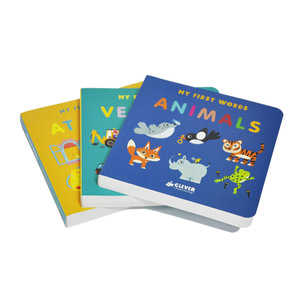 2019 -2020 hardcover children board book printing