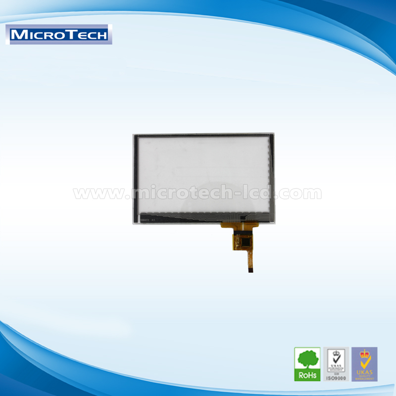 PromotionClassical 4.3 inch for electronics Resistive Touch Screen Panel