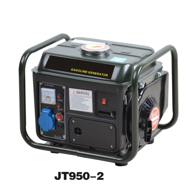 450w 600w 50Hz 60Hz 950 engine 2 stroke recoil gasoline generator for light
