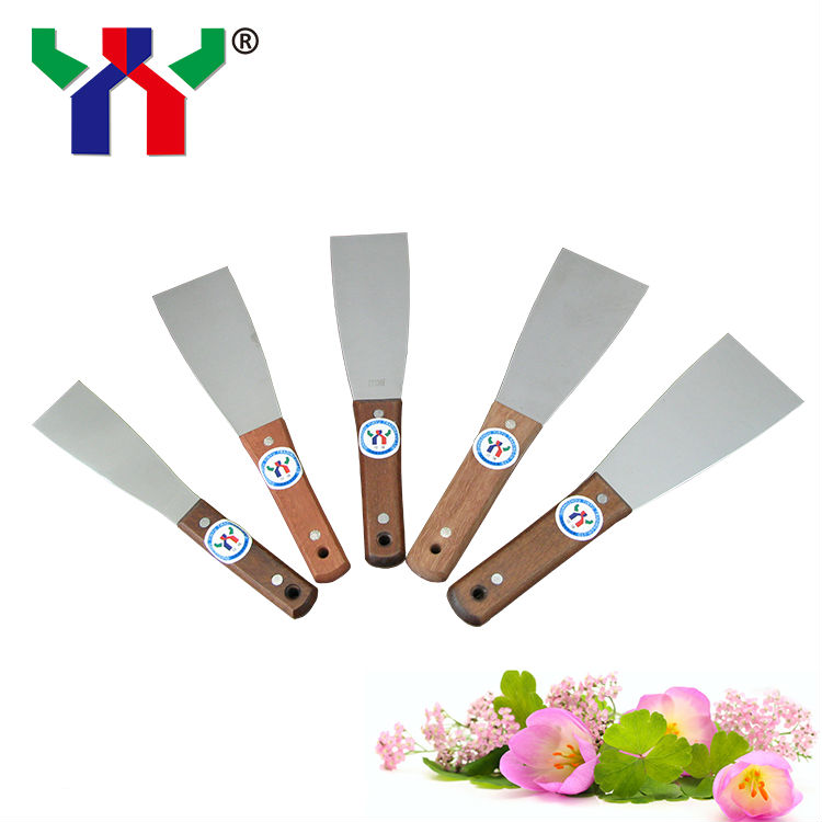 Stainless Steel Ink Knife/Spatulas for Printing Press