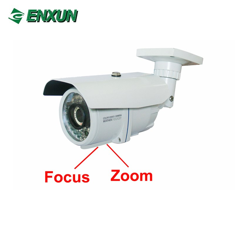 Surveillance Cameras 1/3 700tvl Sony Ccd Ir Color Cctv Outdoor Security Waterproof Dome Camera 24 Ir Leds 3.6mm Wide Angle To Enjoy High Reputation In The International Market