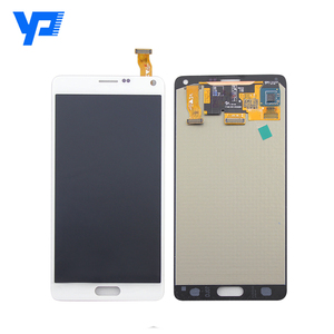 For samsung galaxy note 4 LCD screen digitizer assembly,for samsung note 4 lcd touch screen,lcd complete for samsung note 4