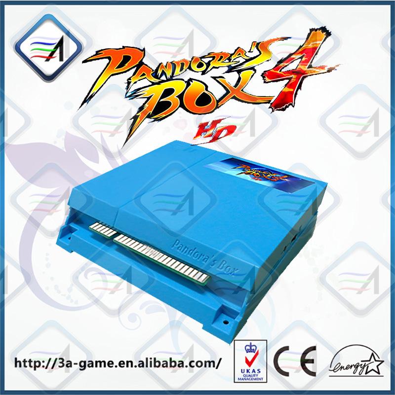 Original Amusing Street Fighter Hd Cga Vga Arcade Pandora Box 4 ...