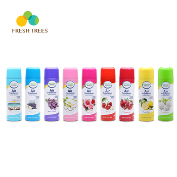 Home fragrance room toilet anti-bacterial refills msds sanis air freshener automatic spray refill