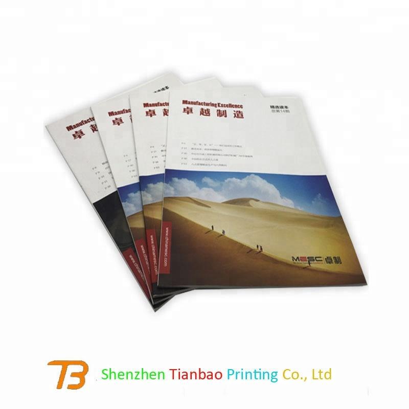 custom made die cut paper flyer pamphlet leaflet offset printing
