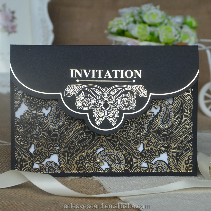 Manufacturer Wholesale Visa Invitation Letter New Style Paper