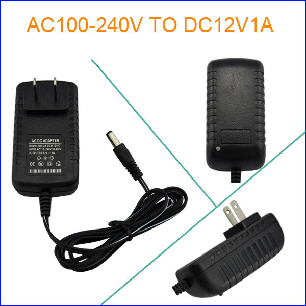 Popular AC DC Power Adapter 1000MA, By best Manufacturer& Supplier