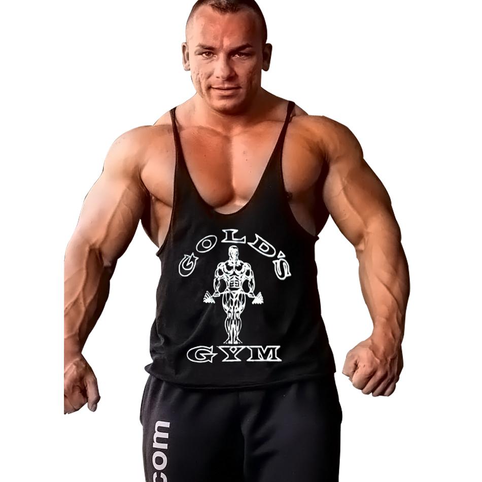 Aliexpress.com : Buy Golds Gym Tank Top Men bodybuilding