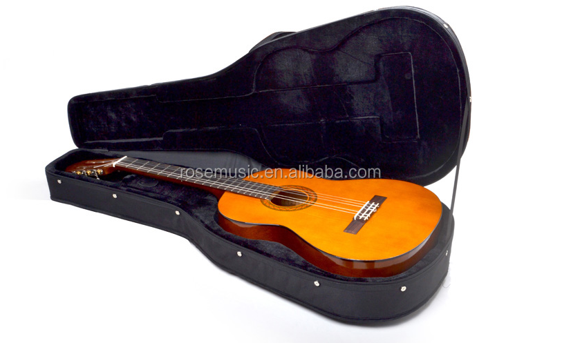 Stringed instrument accessories hot sell high Quality bag guitar Classical Guitar Foam Case For Sale