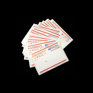 Cheap Price Shipping Mailing Labels Can't Remove Graffiti Eggshell Stickers