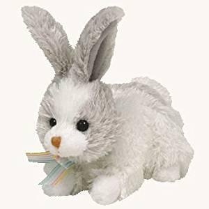 Ty Basket Beanies Hobsy - Bunny