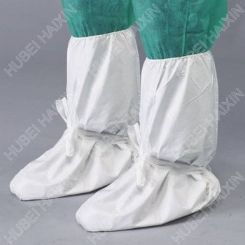 Non woven work boot covers disposable