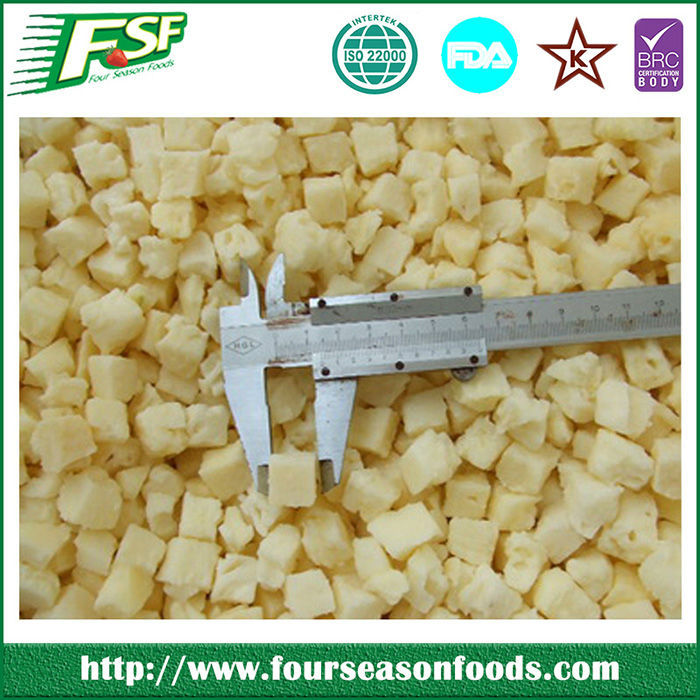 Gold supplier China fresh pineapple exporters