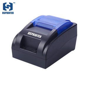 cheap bluetooth thermal printer with pos 58 printer receipt thermal driver money order printer HS-58HU