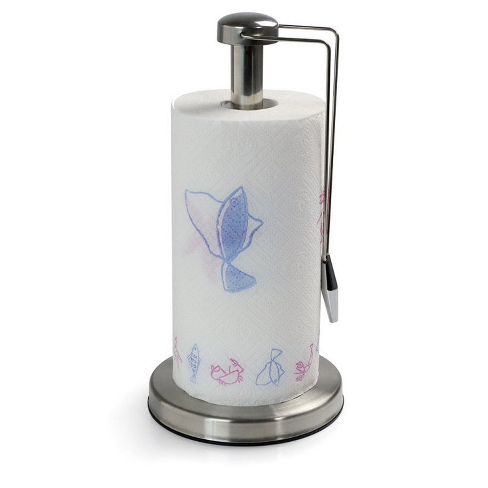 Free Shipping Home Basice Scroll Paper Towel Holder