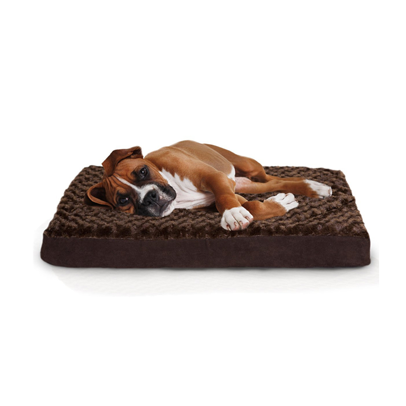 40Inch Orthopedic Memory Foam Dog Bed