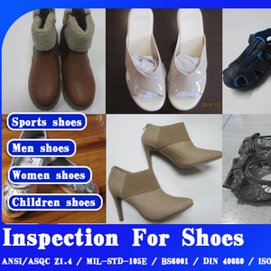 Shoes inspection