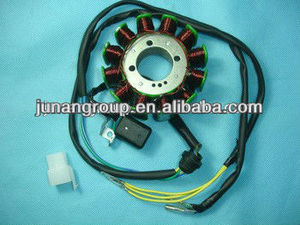 Magneto Stator 12 Pole fit for Bashan 200-7 Dirt Bike ATV Motorcycle Parts