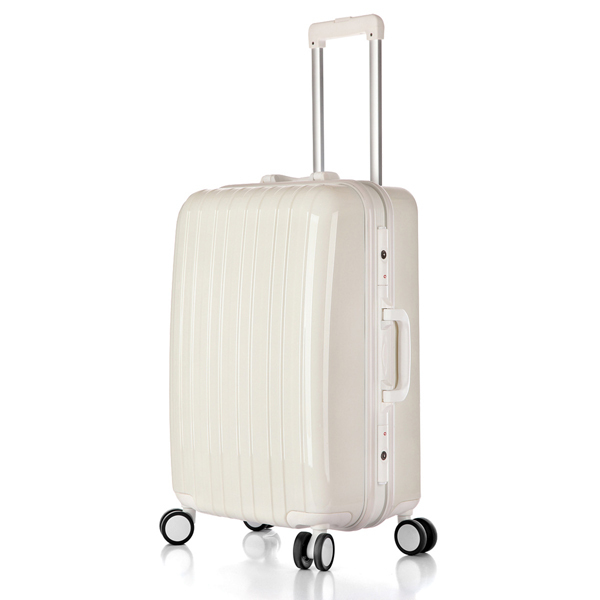 0fe8c170c Aluminum mental suitcase, carry-on luggage, stylish design Discount trolley  bag