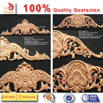 High quality polyurethane moulding 1561 molding decoration for Advanced molding and decoration