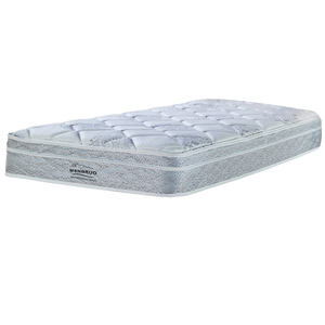 Bedroom furniture! euro top soft spring mattress
