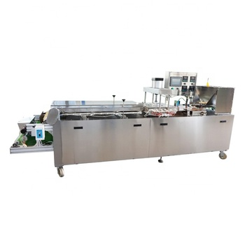Stainless steel 304 automatic pancake maker machine with factory price