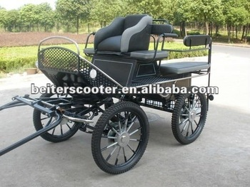 Tourist Horse Carriage 4 Wheels Manufacturer