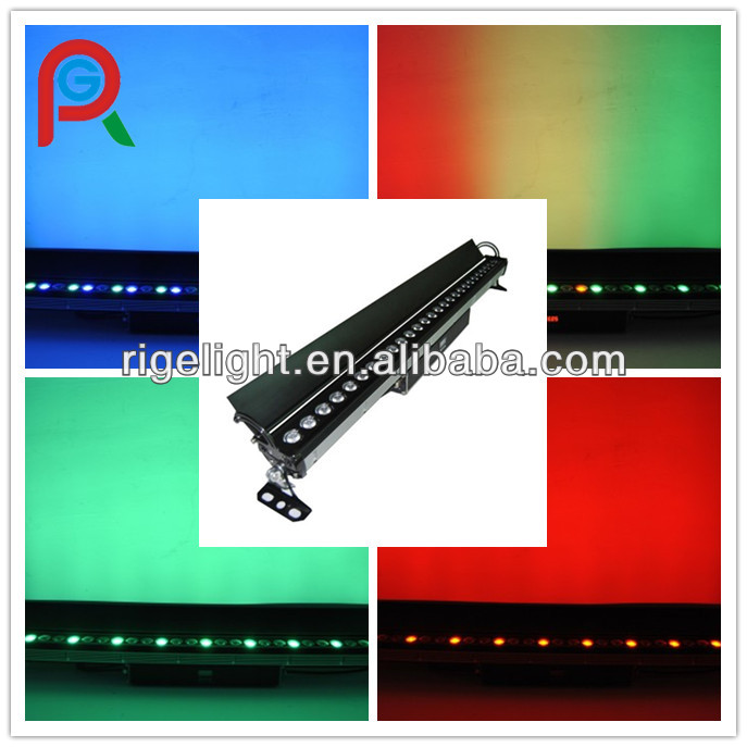 High Power IP65 waterproof led Wall Washer/led bar
