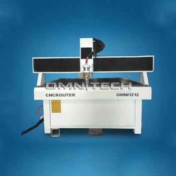 High Speed Aluminum Cutting 3 Axis CNC Router Milling Machine