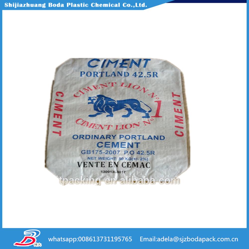 Cheap Fashion Custom Kraft Cement Bag 10kg,20kg,50kg