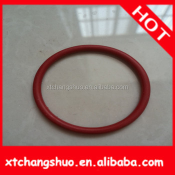 Clear Silicone Rubber O Rings O Ring Hs Code With Good Quality And ...