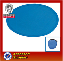 Nylon Frisbee,Folding Fan,Foldable Frisbee