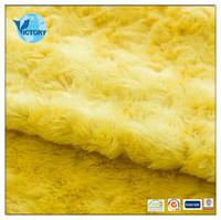 PV Plush Toy Fabric Price,Velboa Plush Fabric for Stuffed Animal,100% Polyester Plush Fabric for Making Soft Toys