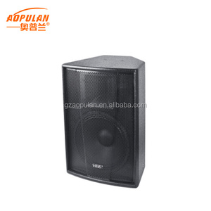 New model high end series powerful multi-functional outdoor speaker box