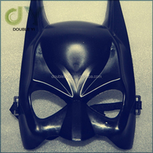 Custom wholesale promotional gifts plastic Halloween Batman Mask halloween mask for sale