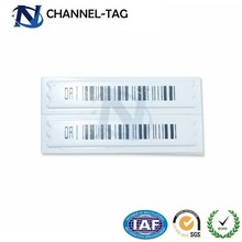 EAS dr am label self-adhesive anti theft barcode labels