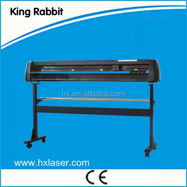 china cutting plotter supplier 800mm rabbit vynil cutter plotter