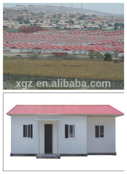 insulated portable prefabricated temporary building