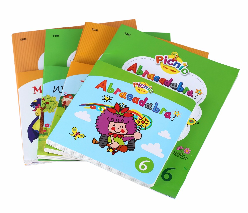 FSC Certification 4 coloring softcover school children student a5 exercise book printing
