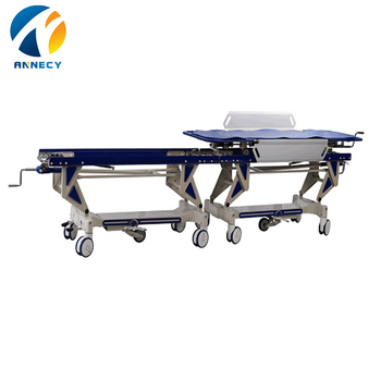 AC-ST011medical supplies wholesale Connecting Stretcher trolley specification For operation room