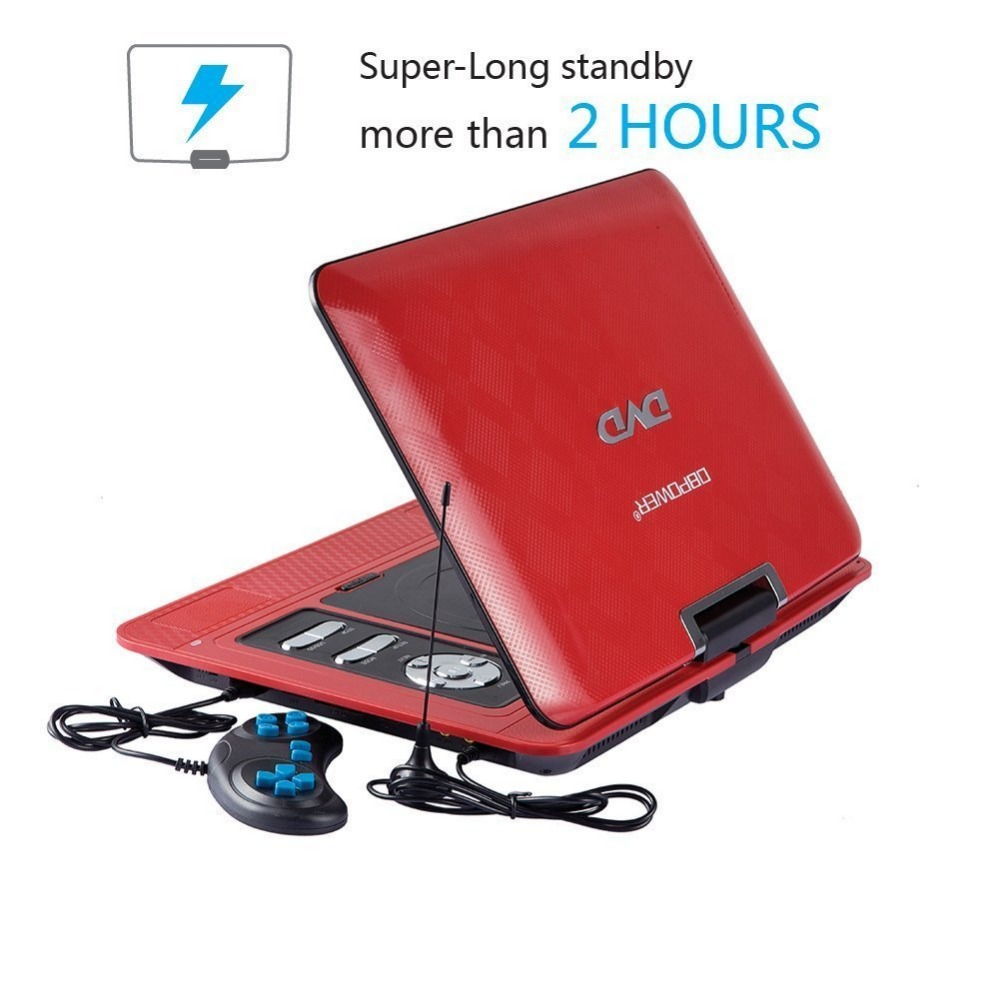 "Leja Re 8d Audio Mp3: Aliexpress.com : Buy GR 13.3"" Portable DVD Player, 270"