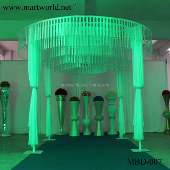 4 m height white round shape fabric wedding tent decoration for 4 m height white round shape fabric wedding tent decoration for wedding decoration supplies in guangzhou junglespirit Images