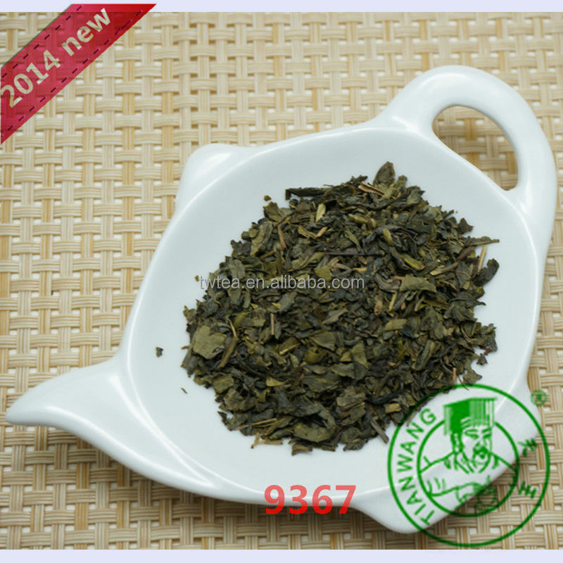 2016 new harvested spring tea green tea cheapest per kg green tea