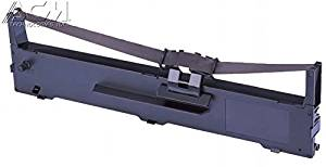 Cicso Independent 38619S015329B Compatible Printer Ribbon for Epson FX-890- LQ590- LQ590K - Black