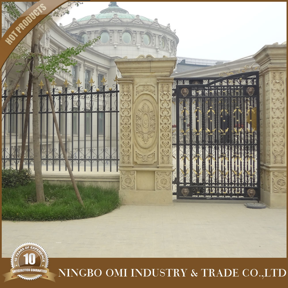 2016 Latest Luxury Modern White Color Indian House Main Gate ...